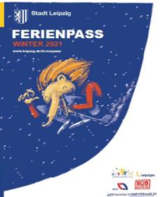 Plakat Leipziger Ferienpass 2021
